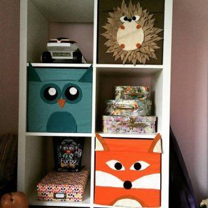 Kinderzimmer ikea kallax  126 besten IKEA HACK - EXPEDIT / KALLAX Regal Bilder auf Pinterest ...