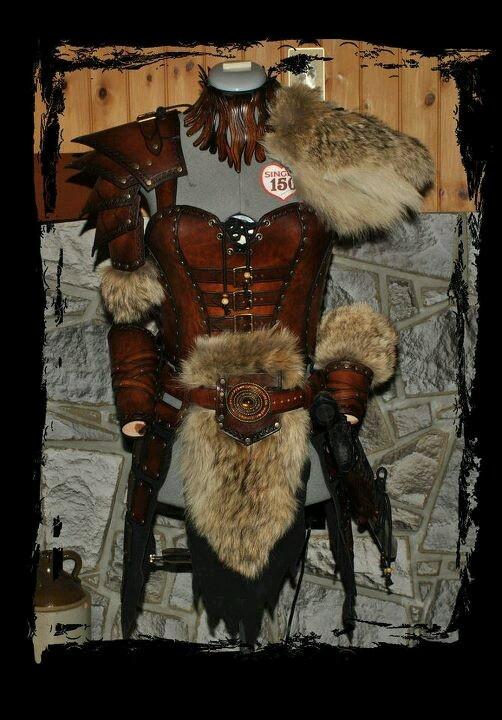 Ao'Nord warrior fashion inspiration
