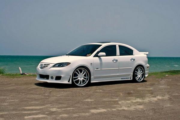 #SouthwestEngines Modified Mazda 3 2005