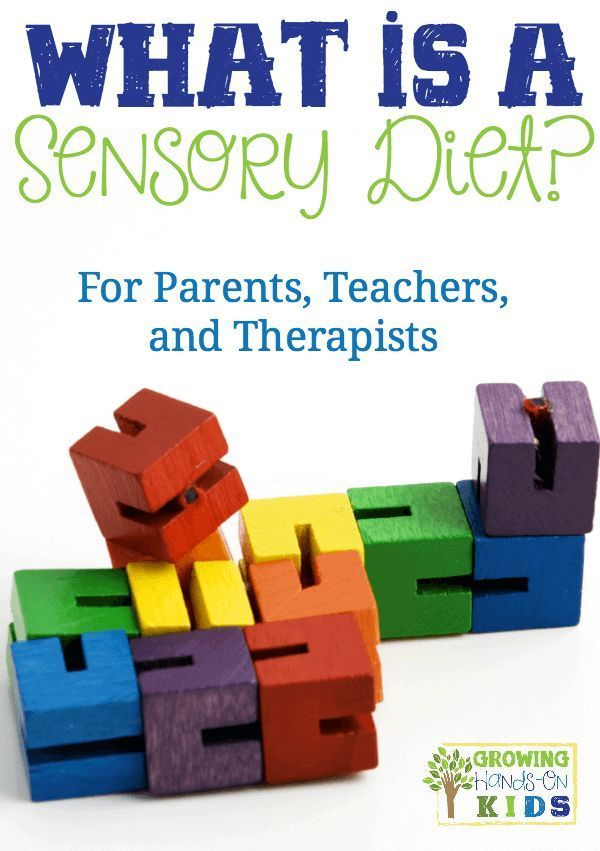 What is a sensory diet? How can it help my child with Autism, sensory processing and more? The perfect resource for parents, teachers, and therapists.