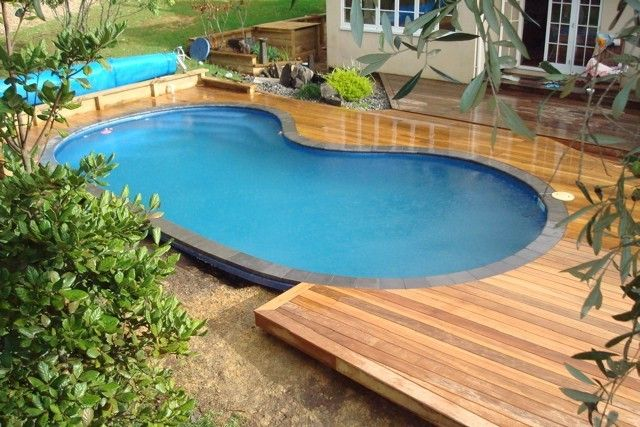 40 Best Above Ground Pool Deck Plans Images On Pinterest