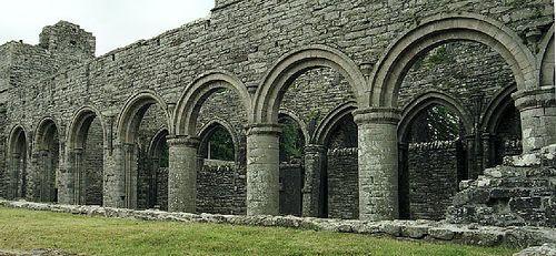 https://flic.kr/p/M2Hb | ireland cistercian abbey 1 | Pentax PZ-1 28-80 3.5-4.5 SMC Pentax FA