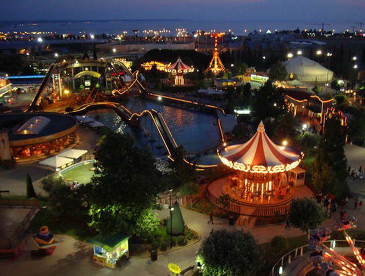 Luna Park, Thessaloniki
