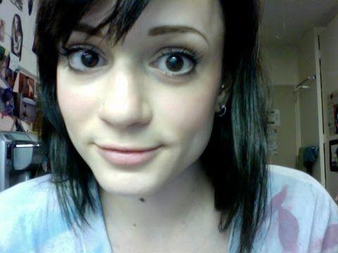 big doe eyes tutorial. v cute!