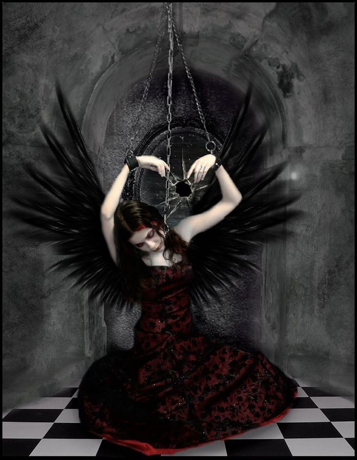 gothic art fantasy artwork - photo #12