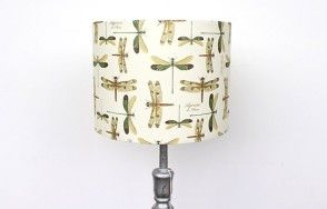 Dragonfly lamp shade www.waringsathome.co.uk