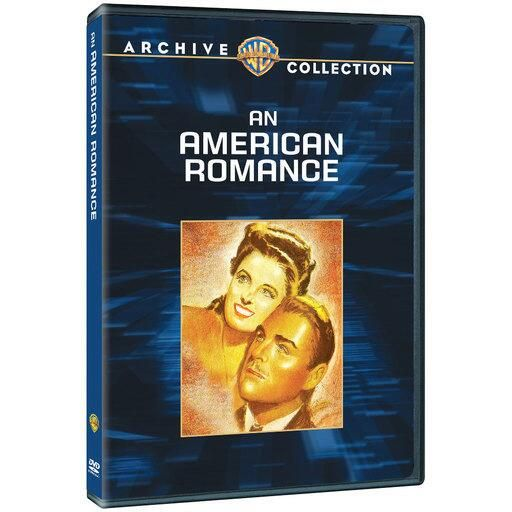"American Romance, An (Mod) from Warner Bros.: ""Brian Donlevy goes from rags to riches in King Vidor's ambitious… #Movies #Films #DVD Video"