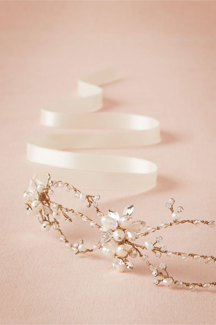Trellis Halo in Shoes & Accessories Headpieces at BHLDN $300