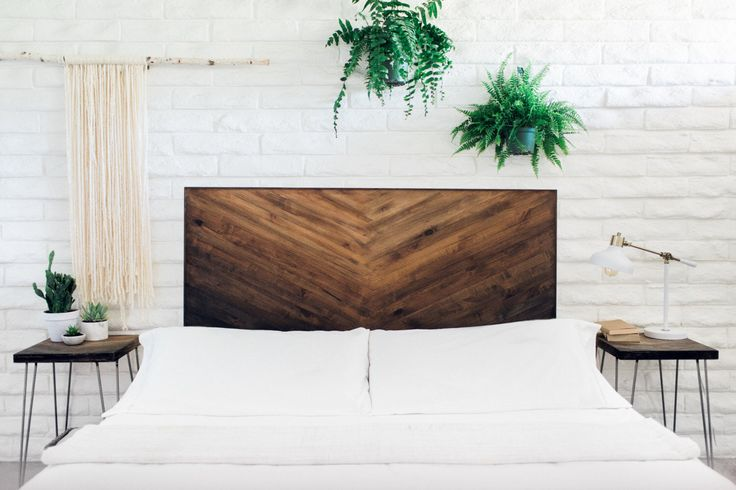 Rustic Brown Gradient Wooden Headboard - Ombre Wall Hanging by IfYouGiveAGirlASaw on Etsy https://www.etsy.com/listing/266547012/rustic-brown-gradient-wooden-headboard