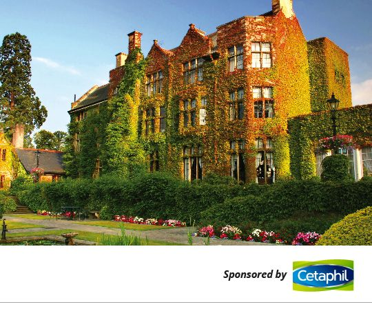 I've entered the #CetaphilUK #healthyskinsecrets competition. To win a luxury spa break at @PennyhillPark visit