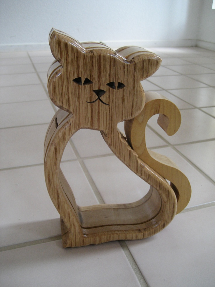 how to make a money box out of wood