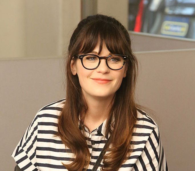 15 Glasses Wearing Celebs Who Give Us Major Eyewear Envy Square Face Hairstyles How To Style Bangs Hair Styles