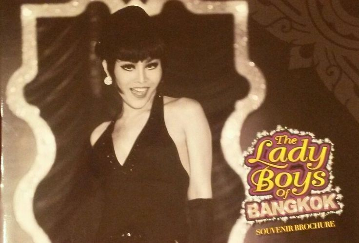 The Ladyboys of Bangkok - SEEN ☺
