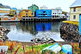 Nyksund Vesterålen - Norway