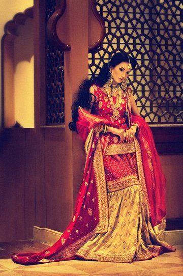 Zardozi Collection, Pakistani Bridal