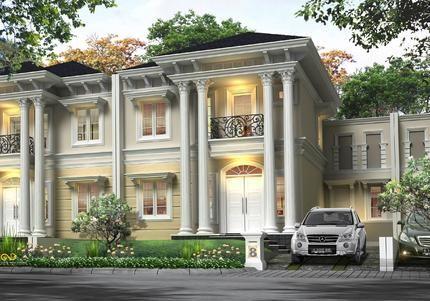 model rumah mewah klasik lagi lagi model rumah mewah
