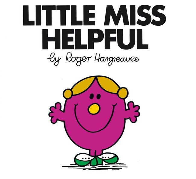 Mr. Men: Little Miss Helpful