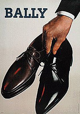 Kublin Bally Mens Shoes by Galerie Montmartre