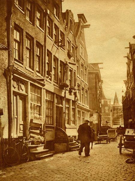 Amsterdam oude Bloedstraat