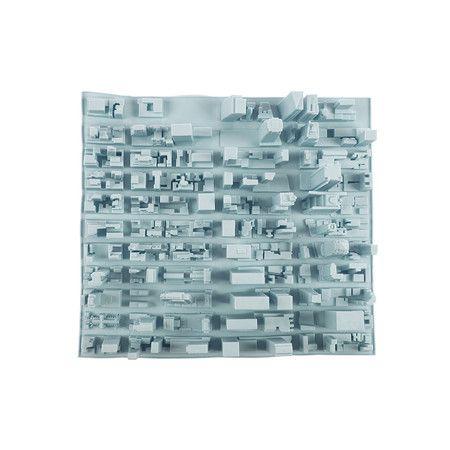 Seletti - Inception Abtropfgestell / Schreibtischablage - Hellblau
