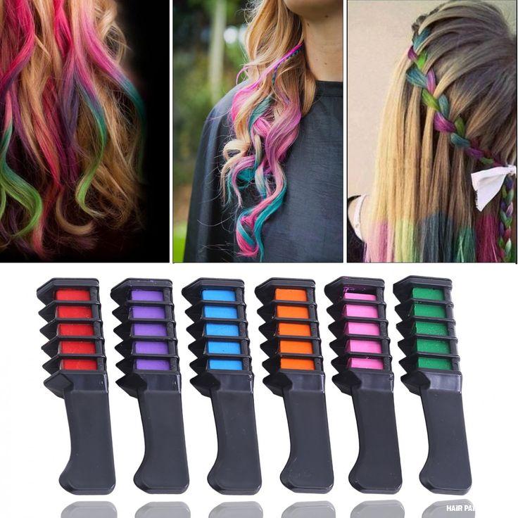 Hair Paint Spray in 2020 Hair painting, Hair dye colors