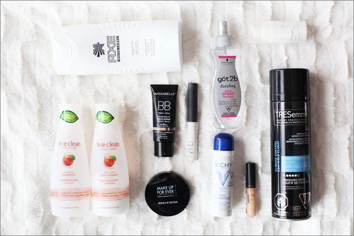 Empties 003 : Vichy / Live Clean / MAC Cosmetics / Etc…