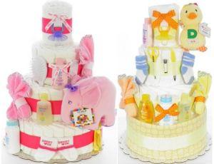 Diaper Cakes 3