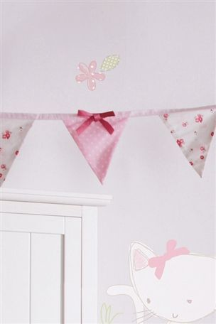 Buy Chloe Cat Bunting from the Next UK online shop