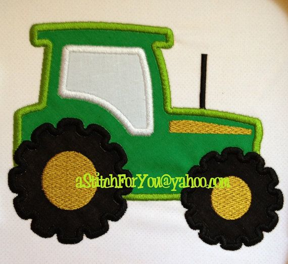 John Deere Machine Embroidery Designs : Best images about embroidery ideas on pinterest john