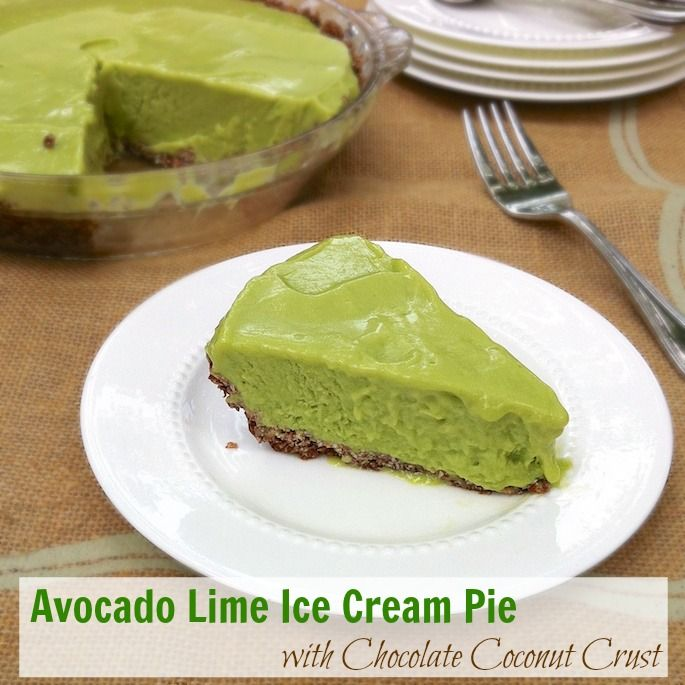 bake avocado avocado lime desserts frozen healthy desserts yummy ...