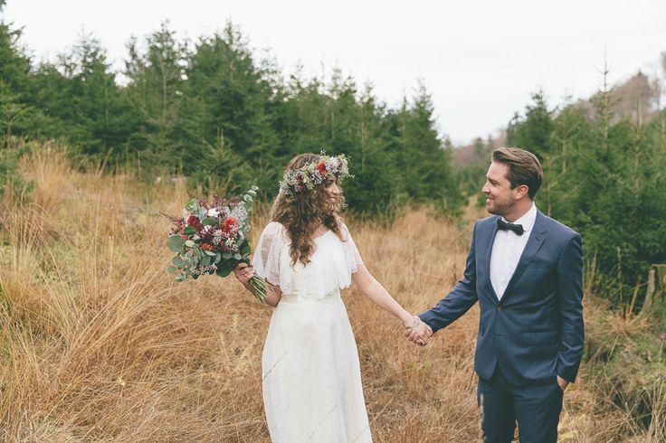 56 best Bohemian Weddingdresses images on Pinterest   Short wedding ...