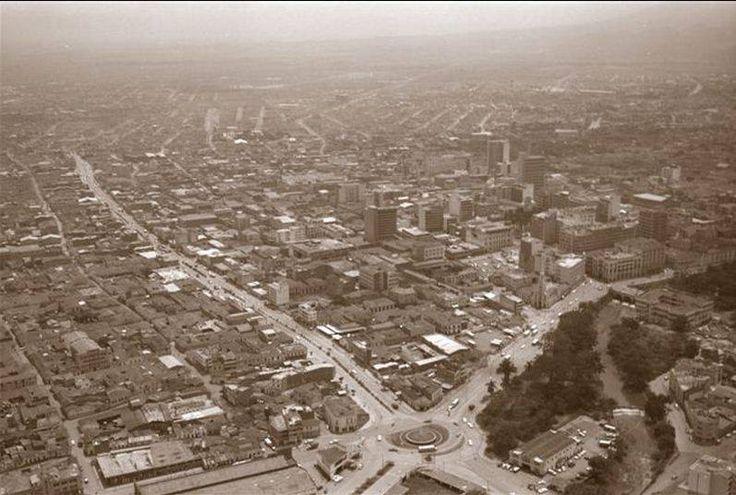 Michael Cataño. FASC.   1970 CALI-FOTO PANORAMICA-FUENTE DE LOS BOMBEROS