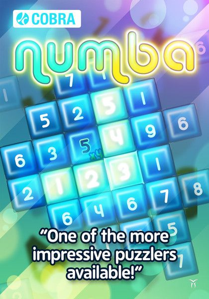 PC Digital Download - Numba Deluxe! If you like your games to involve a mental challenge then Numba Deluxe could be for you! Only £4.99 and available now for digital download.