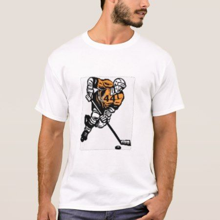 HOCKEY T-Shirt - tap to personalize and get yours