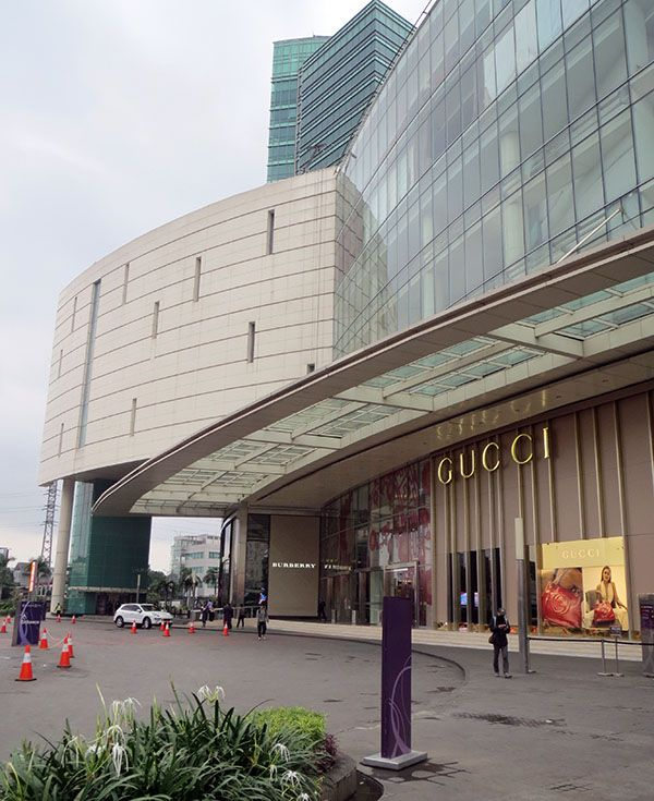 A Quick Guide to a few of the many malls in Jakarta