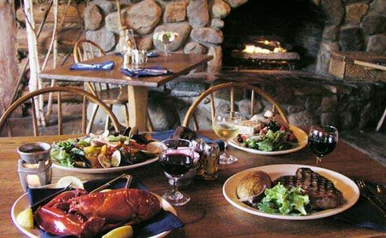 The Log Jam Restaurant, Voted Best Dining in the Village!
