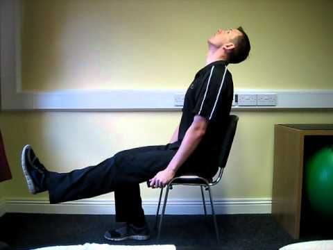 nerve flossing for sciatica-had forgotten this one