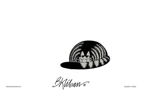 Gocomics Mobile - Kliban's Cats by B.Kliban