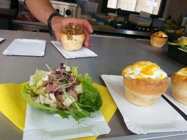 Piknik UtczaBár_Mangalica, kecskesajt, zeller saláta