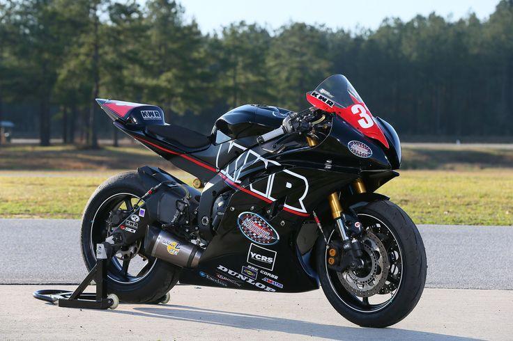 KWR Yamaha R6 2014