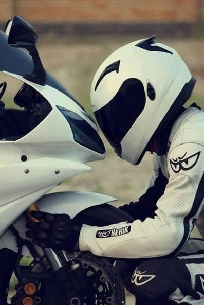 Trust your bike. That's the first thing we learned and it stuck with me. <3
