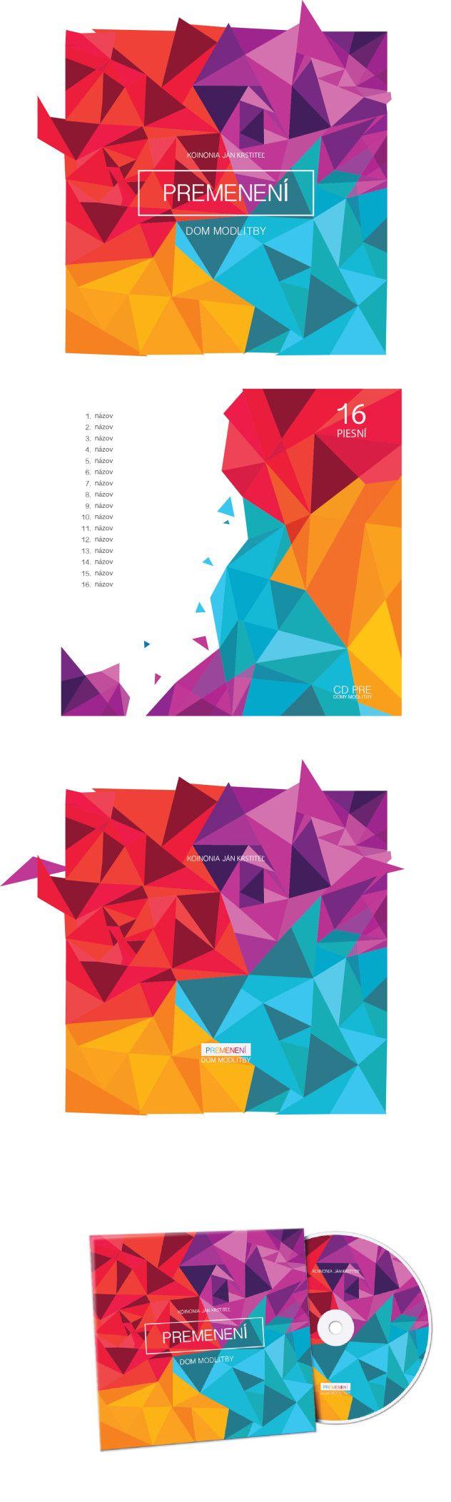 dizajn CD cover