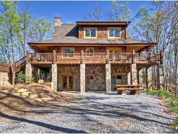 66 best images about lake house plans on pinterest house for North carolina mountain house plans
