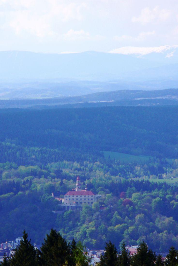 czech nature - Náchod castle