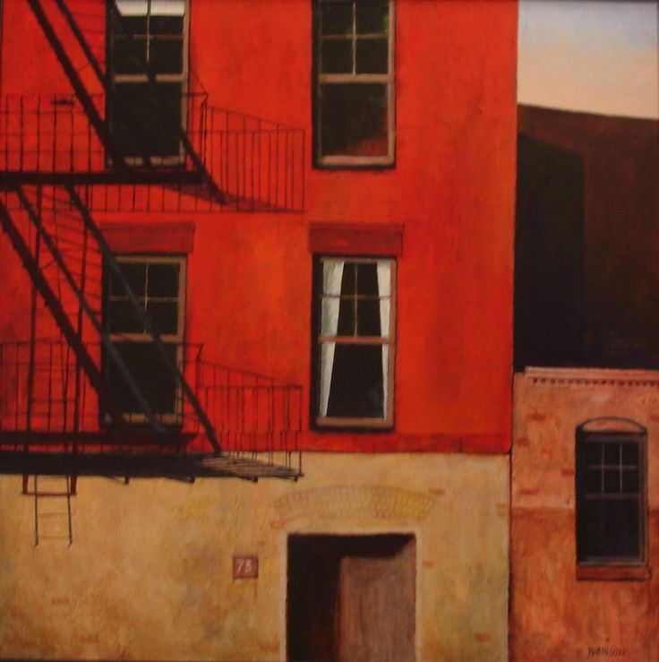 View BROOKLYN RED by Edward Robinson. Browse more art for sale at great prices. New art added daily. Buy original art direct from…