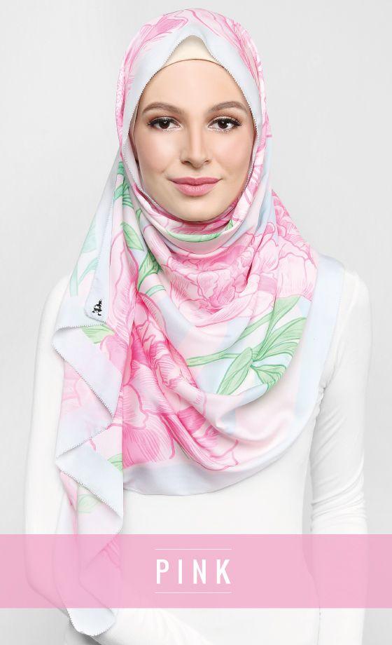 The Blooming Peonies in Pink
