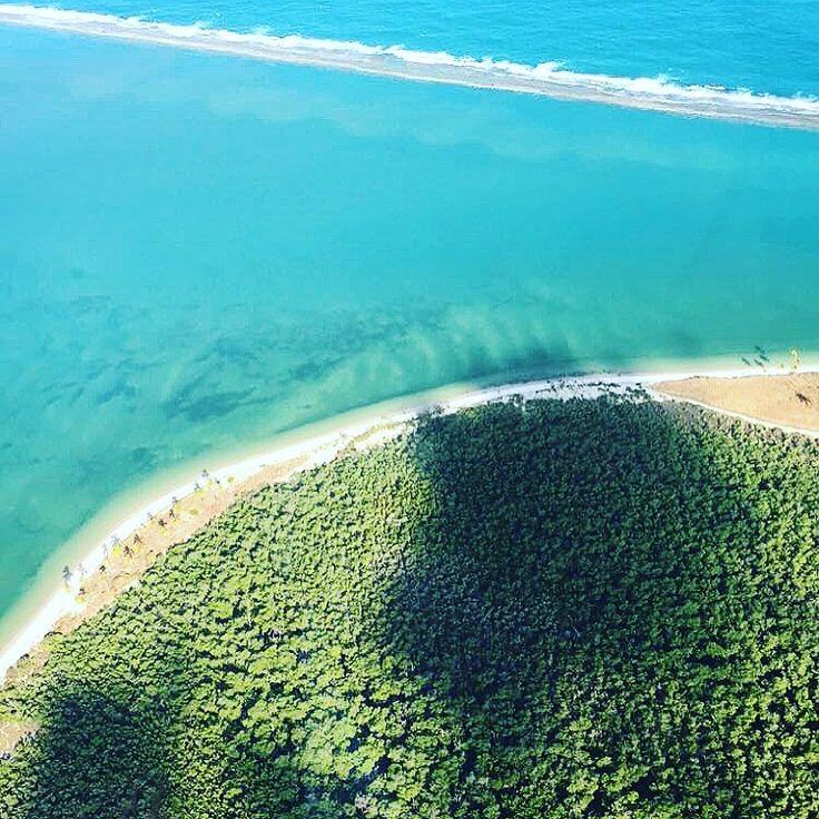 Gio Ewbank explora destino paradisíaco no nordeste brasileiro