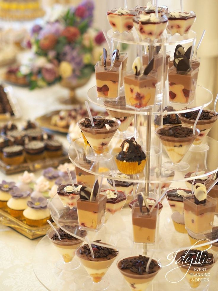 candy bar eveniment / productie si design by Idyllic Events