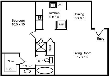 508484614153543980 on 1 bedroom floor plans