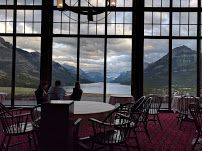 LOOK @ THAT VIEW!  Prince of Wales Hotel; Waterton Lakes National Park, AB-5, Waterton Park, AB T0K 2M0, Canada